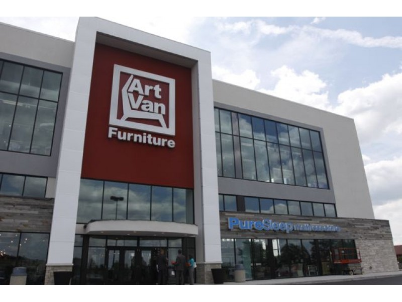 ... Sneak Peek: Art Van Furniture Flagship In Downers Grove Opening Soon 0  ...