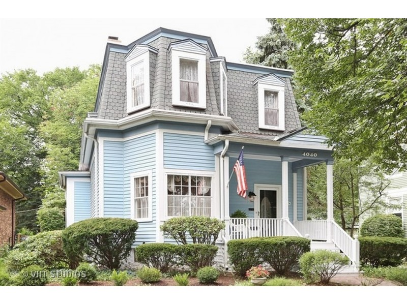 victorian curved stair transom windows deck 0 - Home Windows For Sale