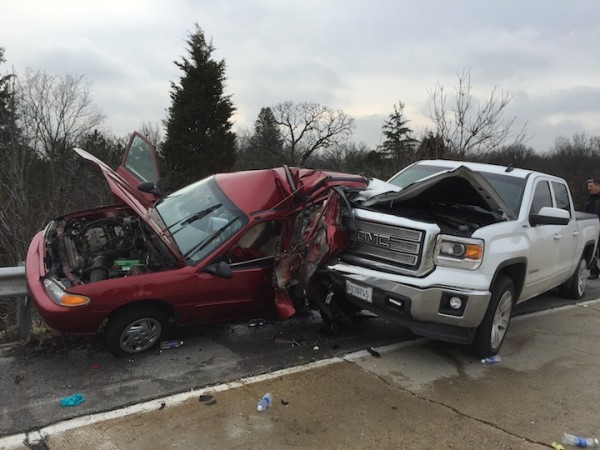 White Suv Car Accidents In Illinois
