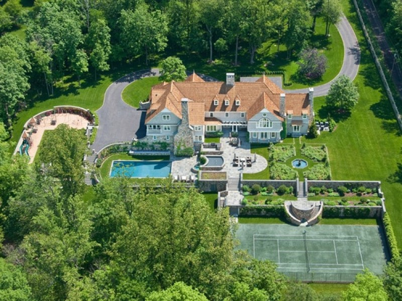 New Canaan S Most Expensive House On The Market Is This One Ct Patch