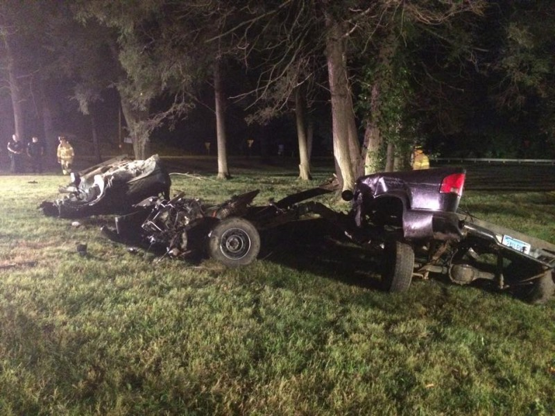 Car Accident Madison Ct