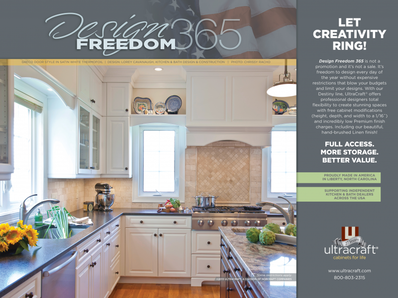 West Hartford Design/Build Firm, Kitchen + Bath Design + Construction Is  Featured In