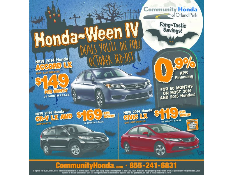 Community Hondau0027s Honda Ween IV ...