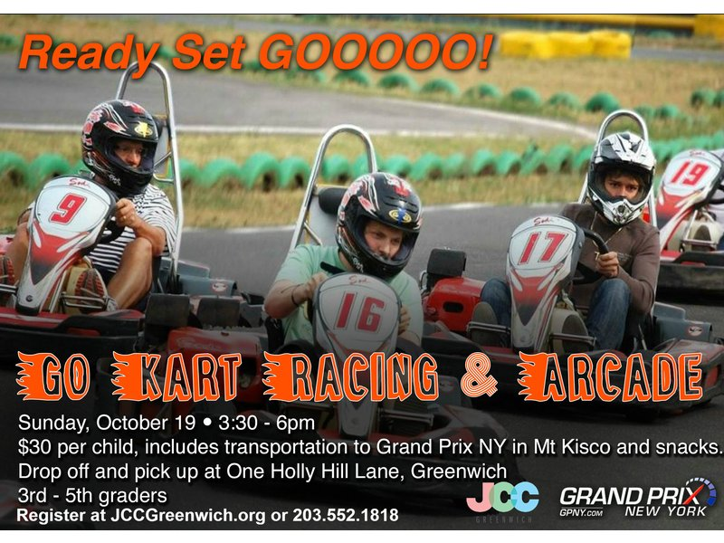 1818 kart Do You Have the Need For Speed? Go Kart Racing for 3rd 5th Graders  1818 kart