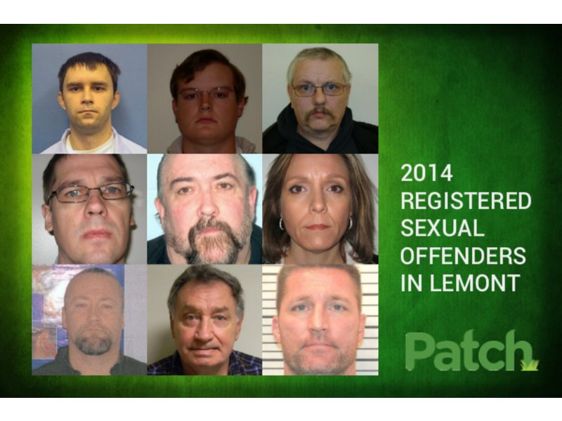 Sex offender registery nationwide