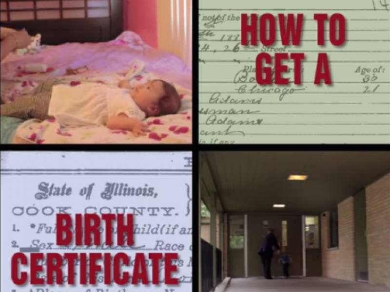 How To Get A Birth Certificate In Cook County Chicago Heights Il