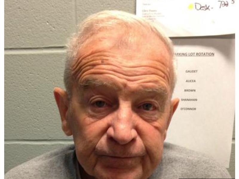 South Windsor Police Arrest 77-Year-Old Sex Offender After -5126