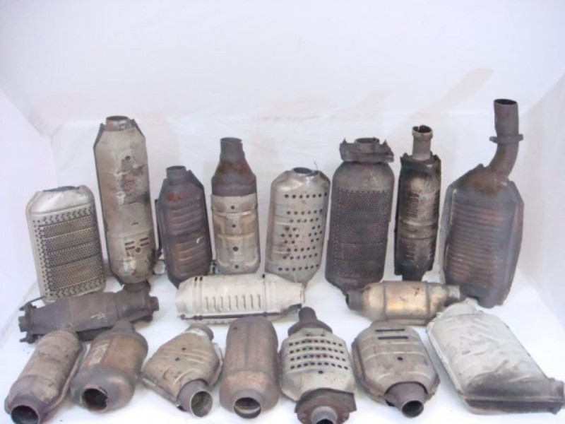 Catalytic Converters Why Thieves Steal Them