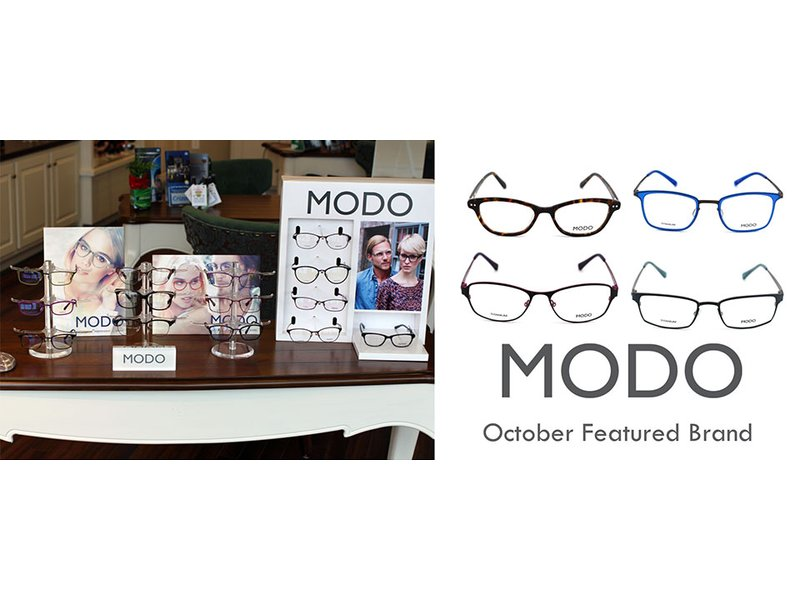 Featuring MODO frames for October at Jamison Optical | Eden Prairie ...