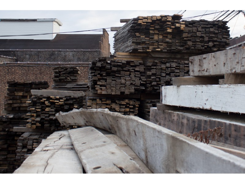 Reclaimed wood mill scarsdale ny patch for Reclaimed wood new york