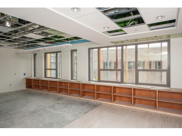 See Inside New Sandy Hook Elementary School Newtown Ct