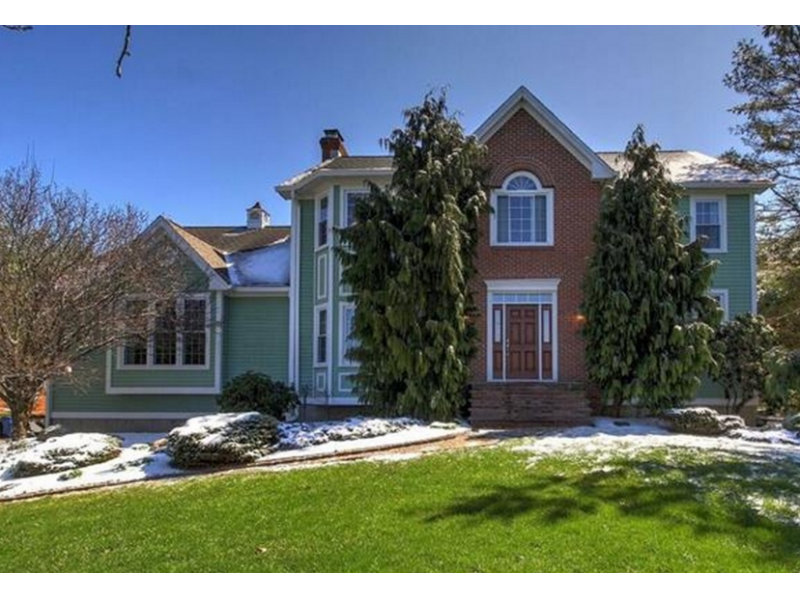 Monroe Homes for Sale Include This Classic Contemporary with Sun ...