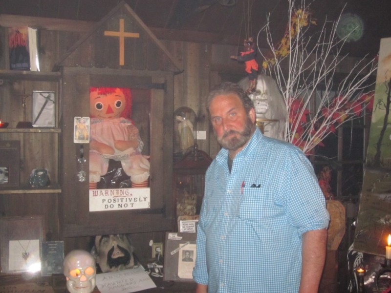 Connecticut Demonologists Invite Public To Meet Anabelle