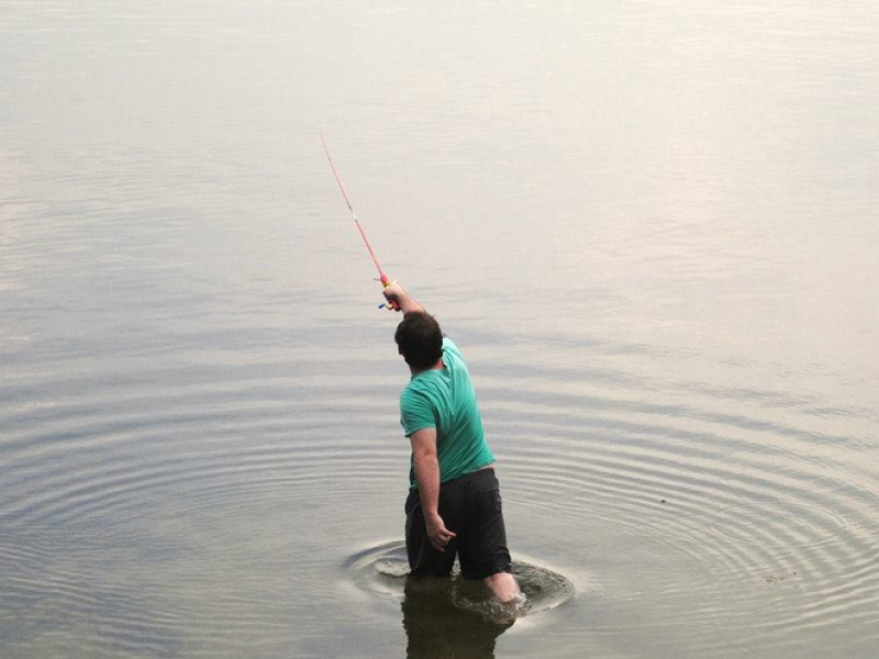 Free fishing day is saturday aug 15 bethel ct patch for Day fishing license