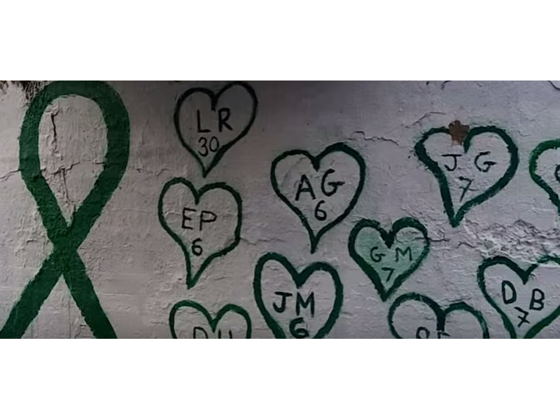 Sandy Hook Tribute Painted Over At Brookfields Graffiti Bridge