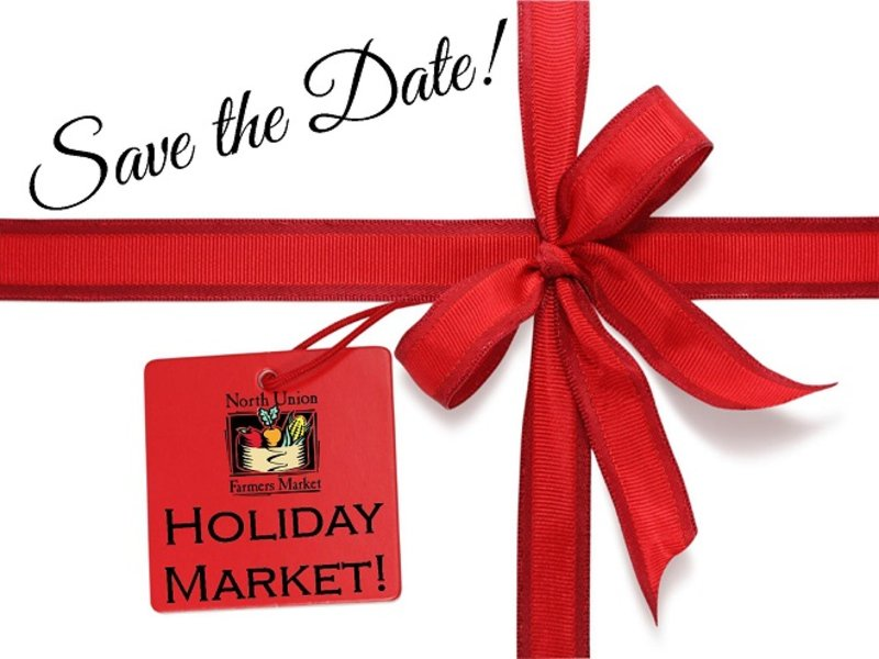 north union farmers market s annual holiday market shaker heights