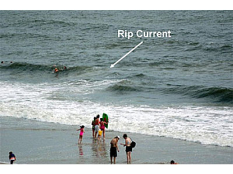 Life Threatening Rip Curs Continue To Plague Point Pleasant Beach Beaches