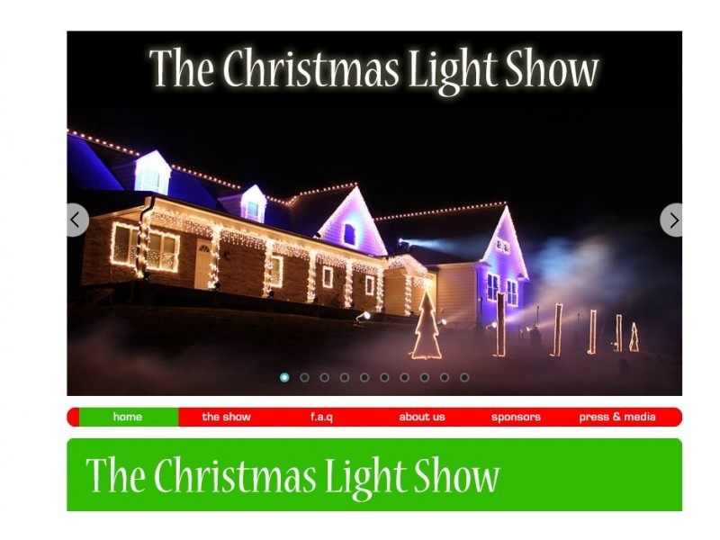 spectacular christmas light show tonight tomorrow benefits challenger sports program 0