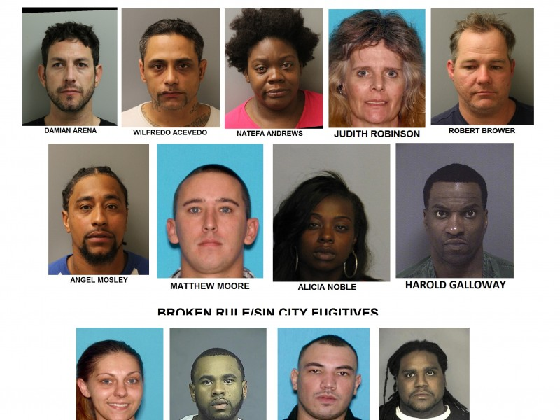 PHOTOS: 140 arrested in Texas prostitution sting - ABC7