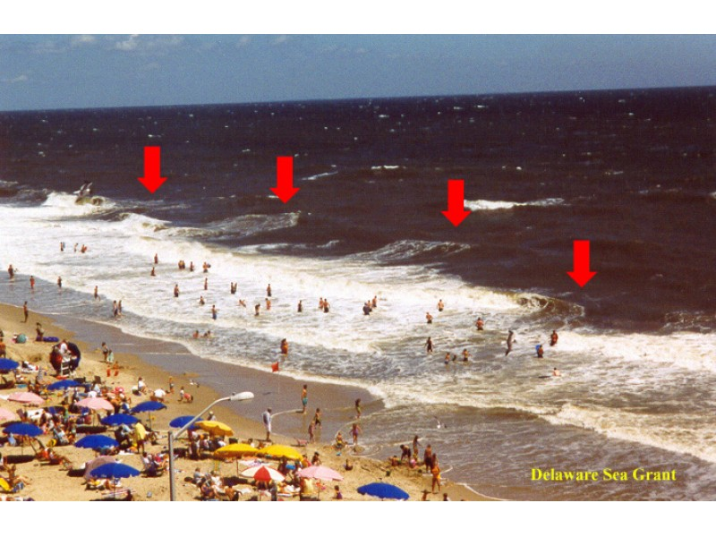 Ocean City Jeep Week >> WATCH: Rip Currents: How To Spot Them, How To Survive Them ...