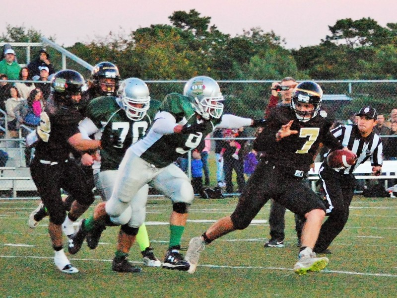 Photo Gallery Football Alums Leave It All On The Field
