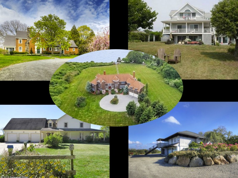 Million dollar homes on the market in tiverton tiverton for Most expensive homes on the market