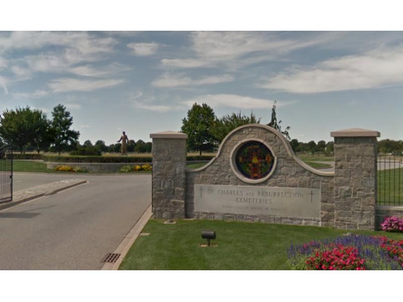 Amityville Cemetery Long Island Ny