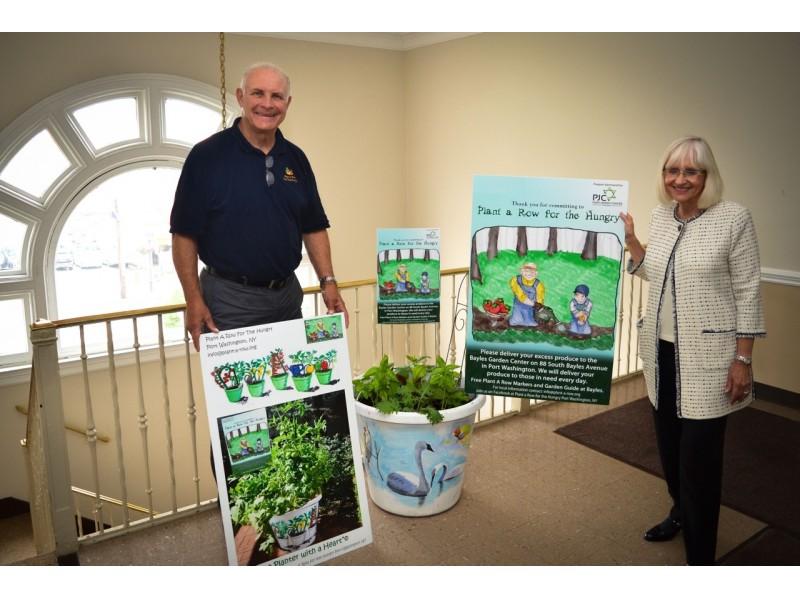 Port Washington Grows Veggies For Those In Need Port