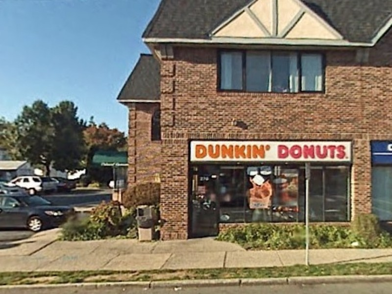 Williston Park Dunkin Donuts Robbed At Knifepoint Again