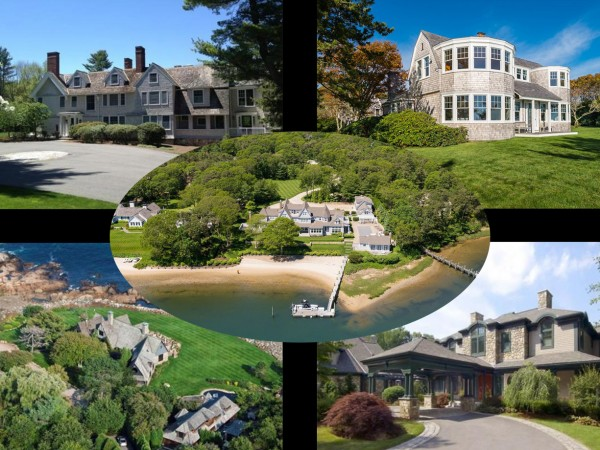 10 Most Luxurious Homes on the Market in Massachusetts Lynnfield