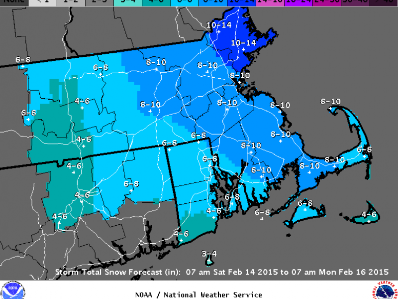 Weather Update Ful Nor Easter Could Bring Blizzard Conditions To Jp