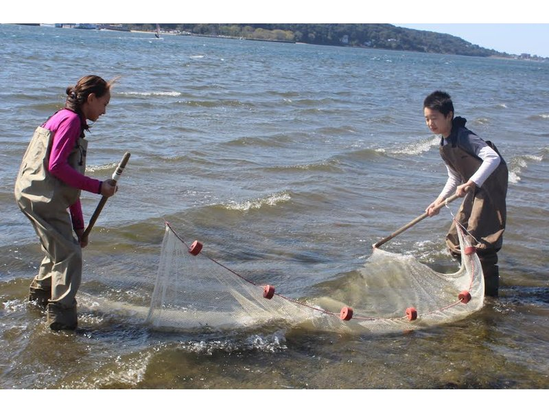 Millburn Fifth Graders Study Oceanography At Sandy Hook Millburn