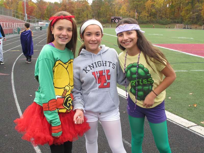 west essex middle schoolers raise funds for the red cross