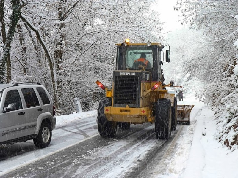 Snow Plows Are Out In Westfield Emergency Police Order