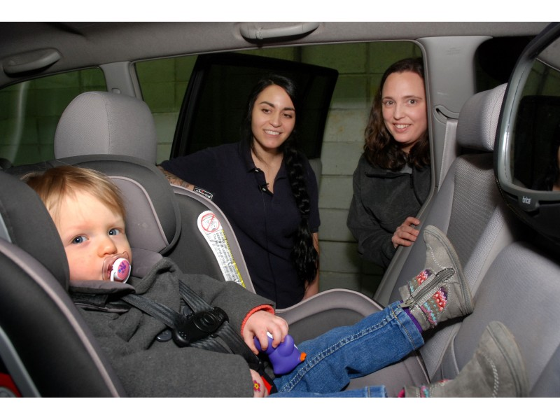 Union County Offers Free Child Safety Seat Inspections at Garwood ...