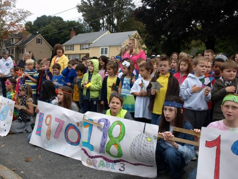 Barrows Elementary School In Reading Celebrates 50 Years