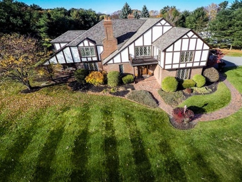 Elegant English Tudor Among Homes For Sale in North Andover | North Andover MA Patch & Elegant English Tudor Among Homes For Sale in North Andover | North ...