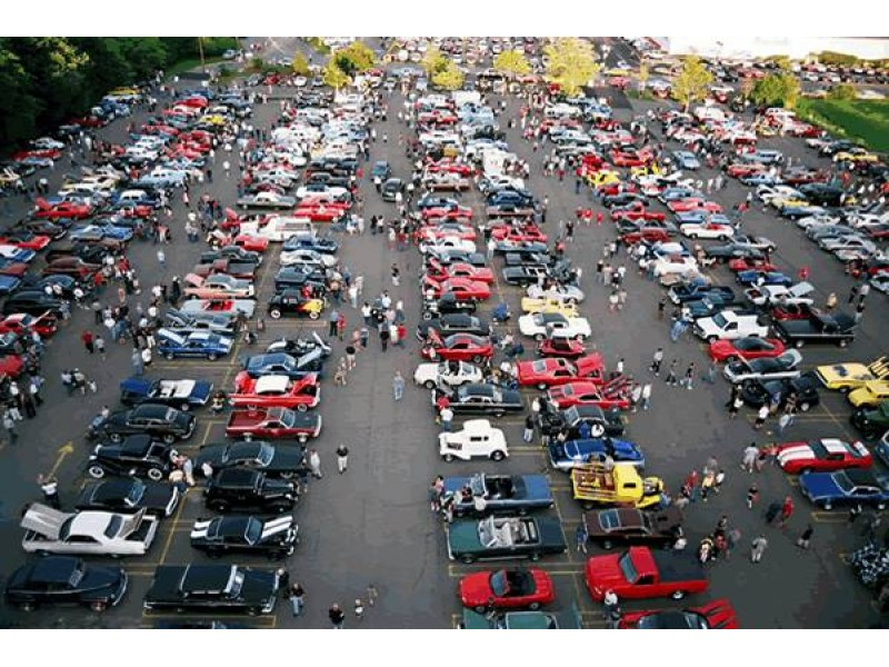 More \'Cruisin\'! Autumn Classic Car Shows at Liberty Tree Mall ...
