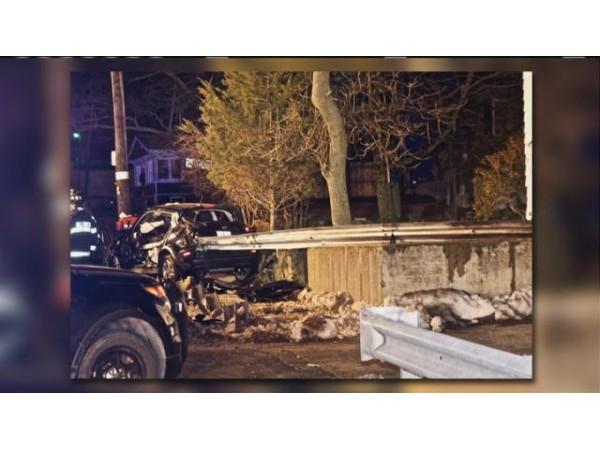 Ashleigh Best Car Accident