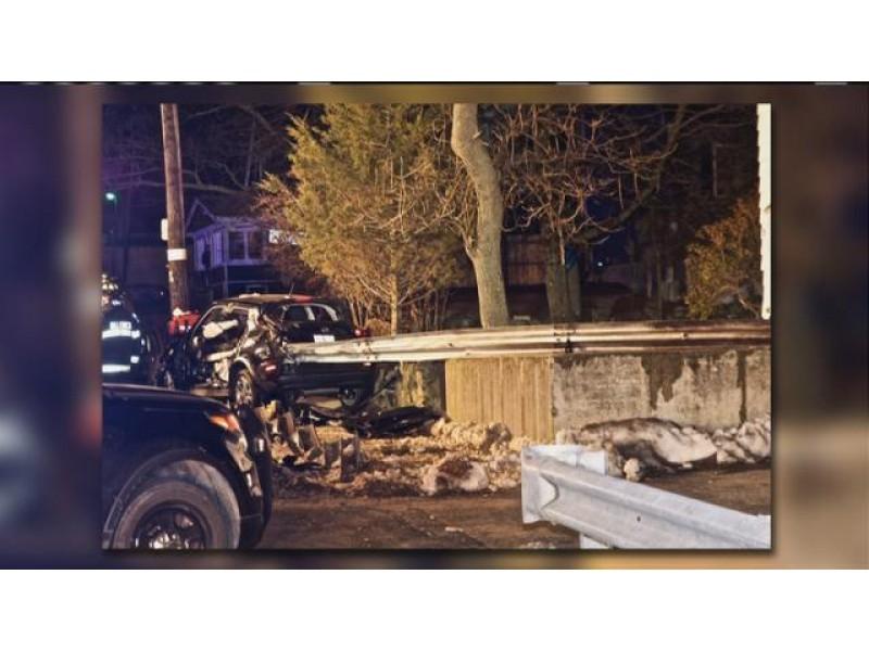 Car Accident Burlington Ma