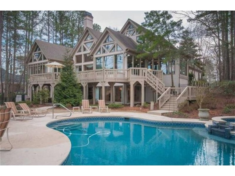 Wow house 1 6 m johns creek mansion with saltwater pool home gym johns creek ga patch for 6 bedroom homes for sale in georgia