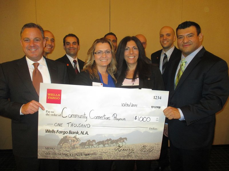 Wayne Education Foundation Receives $1K Grant from Wells