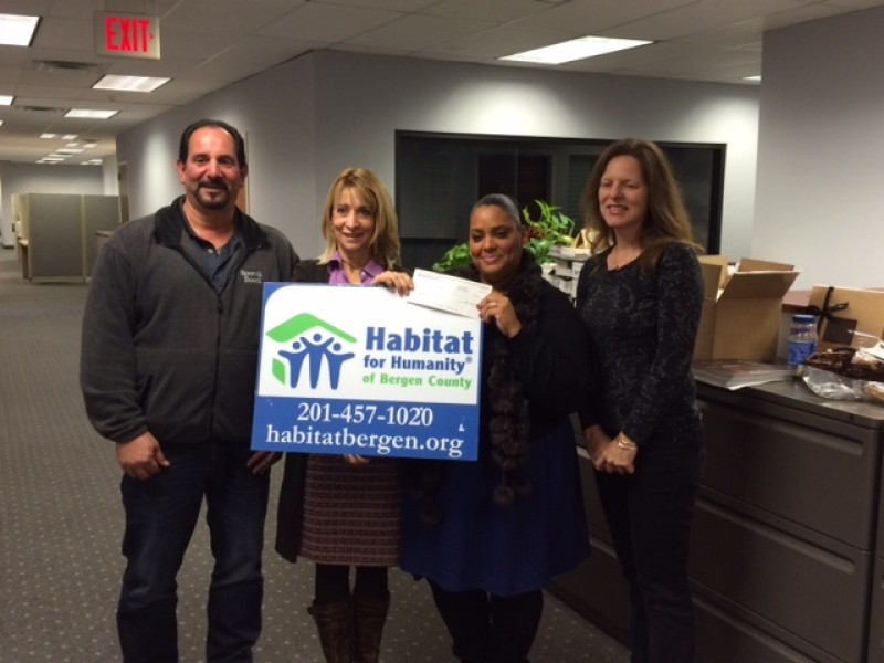 Habitat For Humanity Of Bergen County Accepts Donation From 39 Room Board 39 Paramus Nj Patch