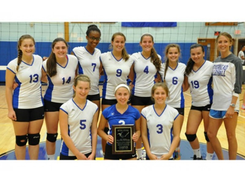 Riverhead High School Senior Signs To Play Volleyball At