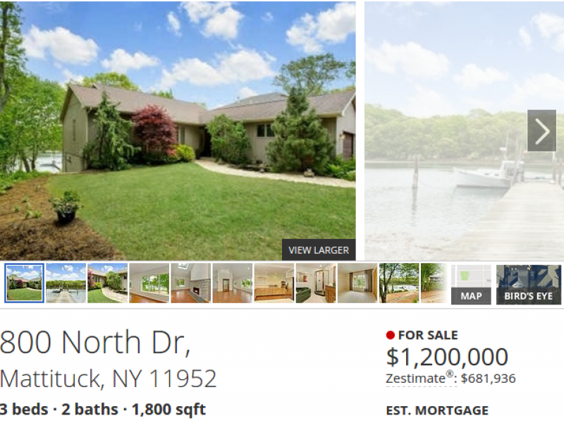 North Fork Long Island Real Estate Zillow