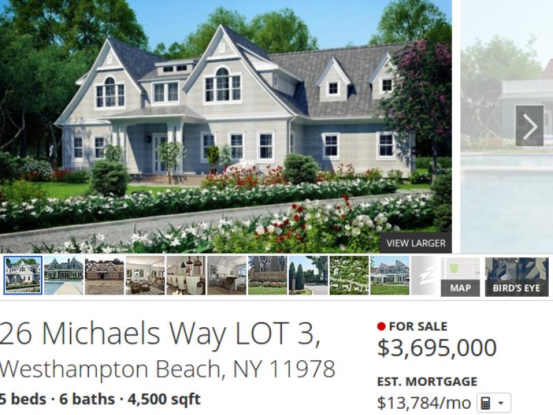Homes For Sale In Westhampton-Hampton Bays