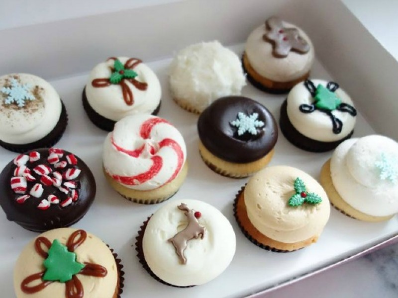 TLC\'s Georgetown Cupcake Hosts Holiday Decorating Event | Georgetown ...
