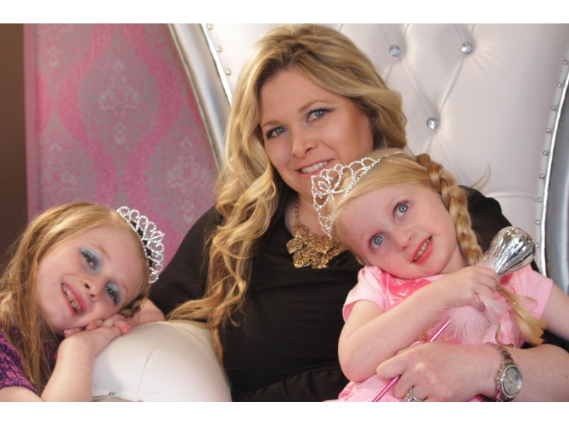 Calling All Princesses Children S Spa And Salon Offering