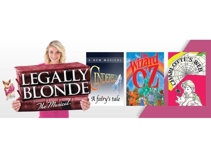 Summer Theatre of New Canaan to Present Legally Blonde the Musical