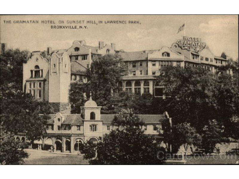 The Famous Hotel Gramatan To Rise Again On October 4th Bronxville Historical Conservancy Young